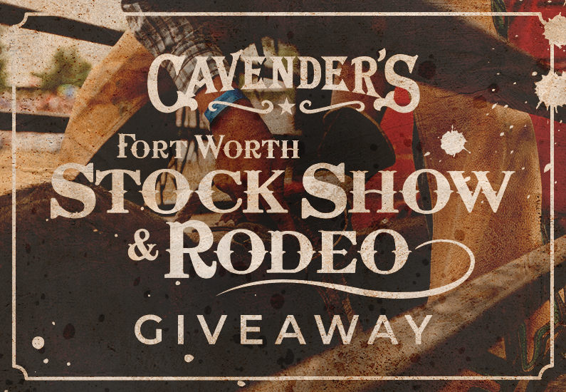 Contests - Cavender's Ranch