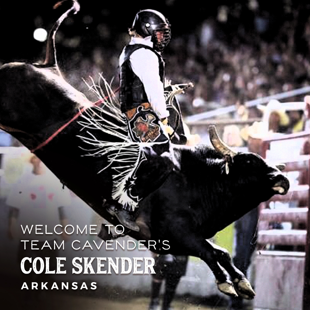 Cole Is A Senior Bull Rider Hailing From Arkansas He Is