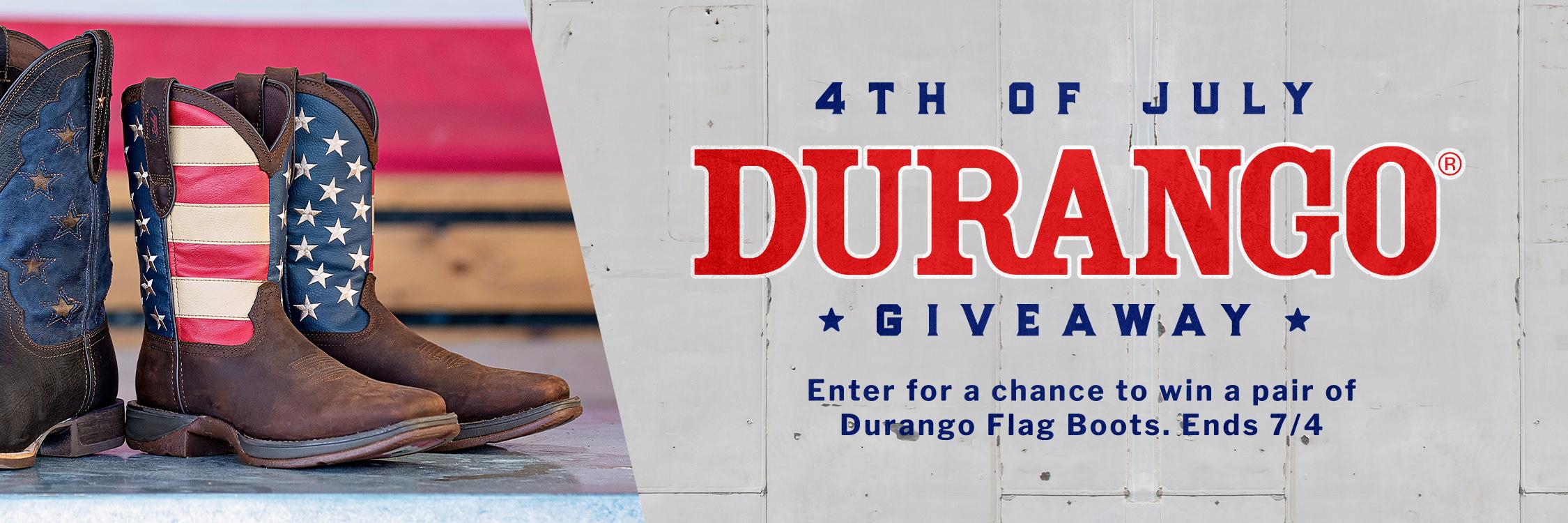 2021 Cavenders and Durango Kubota Giveaway